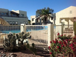 Sunshine, Golf, +++ 2 bedrooms/2 bathrooms.  NO STEPS/single story /QUIET, Mesa