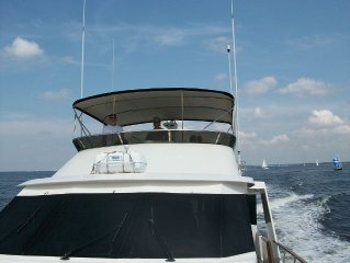 70' Ocean Alexander Motor Yacht
