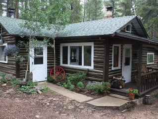 Log Cabin on the Water -- A Place to Experience!