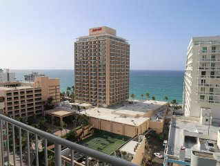 Condado San Juan Ocean View 16th Floor