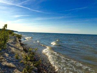 Lake Huron Hideaway - A Northern Michigan Great Lakes Escape