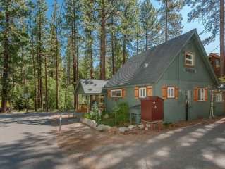 Charming Tahoe 3/1 Cottage Close To Beach, Open Space, Trails And More.