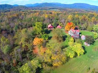 Historic home outside of  Charlottesville, close to Shenandoah