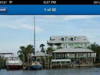 Immaculate Waterfront Property Hidden Gem Tropical Paradise Boat Jet Ski Fish