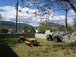 Penticton Paradise Within Walking Distance To Everything!