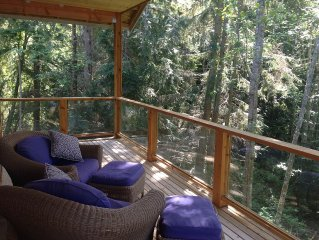 Loft in the woods/ Anacortes