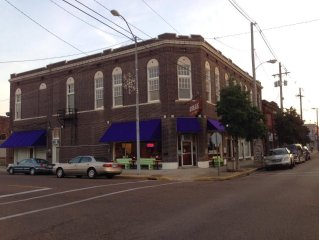The Holy Moly -- Blues Central -- Downtown Clarksdale, Mississippi