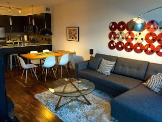 Beautiful, modern, spacious apartment downtown Kelowna!