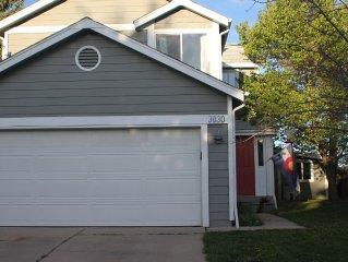 Updated North Boulder Home