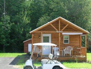 The Getaway Cottage , a short ride to Chautauqua Instutition.