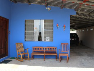 Large 4 bedroom 2 bath home in charming fishing village of Pedasi!