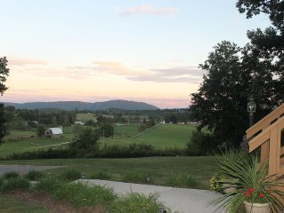 VT Football VT and Radford Graduation Rental - Peaceful and private setting