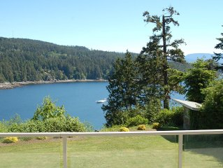 Gorgeous Waterfront Property in Sargeant's Bay
