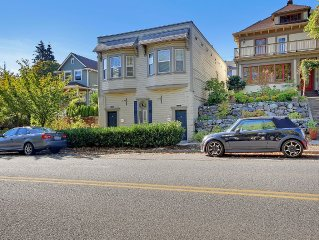 Historic North Tacoma Property