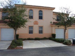 South Ft. Myers 2br 2bath Newly Furnished, First Floor Coach Home