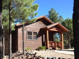 The Pine Cone Casita - Relax & Enjoy the Ponderosa Mountain Country of Arizona!