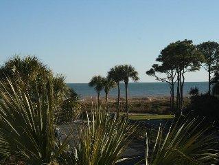 Seaside Villa 240 - 1 Bedroom 1 Bathroom Oceanside Flat  Hilton Head, SC