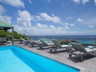 Villa WV ZUL - Private and peaceful villa with fantastic views