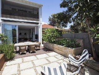 Quintessential Bondi Beach House