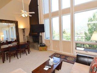Goregous 2 Bedroom condo, walking distance to downtown Aspen.FifthAv306
