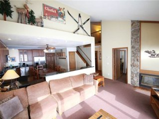 Granby Ranch Ski In Ski Out Two Bedroom Plus Loft Unit Perfect for Your Entire