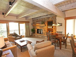 Timberline Deluxe Ski-In/Ski-Out Two Bedroom/Two Bath Condo