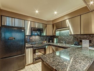 Family Oriented Two Bedroom Ski-in Ski-out Whistler Accommodations