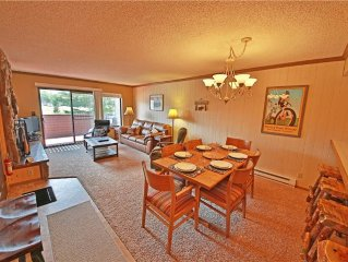 MeadowRidge 46-03: 2 BR / 2 BA wp condo in Fraser, Sleeps 7