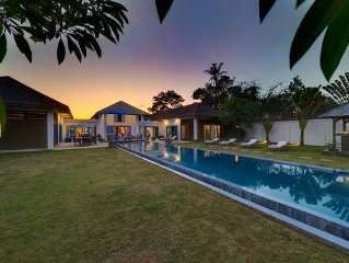 8 -10 bedroom High Luxury Villa