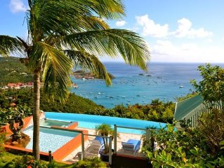 Villa WV MGO - Located high in Colombier offering