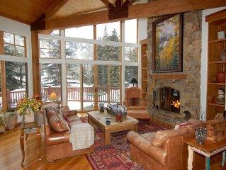 Majestic 101 Park, 6-bedroom, luxury private home.  Aspen Club passes & transpo