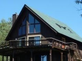 North Fork Mountain View Chalet - Lake Placid