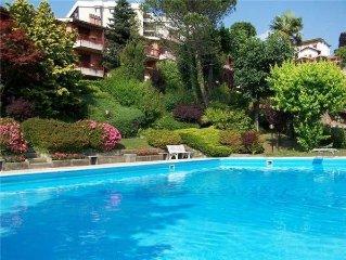 Apartment in Luino, Lake Maggiore, Italy