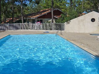 Vacation home Golf Loisirs  in Lacanau, Gironde - 6 persons, 2 bedrooms