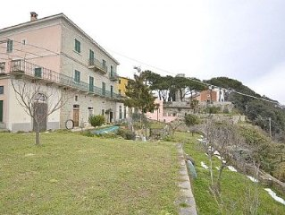 Casa Tommaso e una gradevole casa indipendente situata su un promontorio fronte