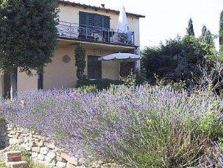 Appartamento Marvena A e una gradevole antica casa nello stile caratteristico d