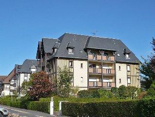 Ferienwohnung Le Clos Mathilde  in Cabourg, Normandie - 4 Personen, 1 Schlafzimm