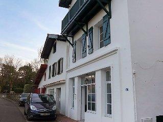 Ferienwohnung ASKENA  in Guethary, Baskenland - 4 Personen, 1 Schlafzimmer