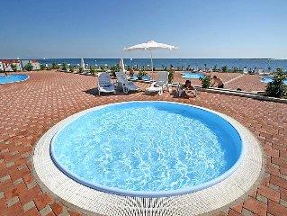 Ferienwohnung Camping Resort Kazela  in Medulin, Istrien - 4 Personen, 2 Schlafz