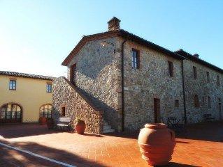 Apartment in Monteriggioni, Chianti, Tuscany, Ita