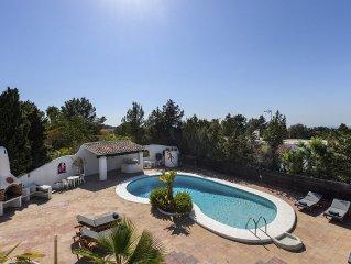 "MARTONA, CAN - Villa for 8 people in San Agustin / Sant Agusti d"" es Vedra"