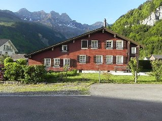 Apartment Stockli  in Engelberg, Central Switzerland - 3 persons, 1 bedroom