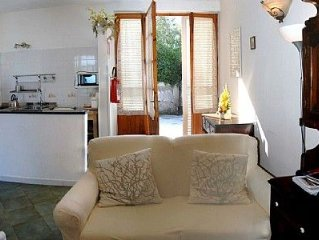 Casa Miriam C is a cozy cottage surrounded by a lemon and orange garden.  You w