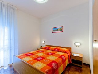 Tourist Complex equipped with all comforts, at 30 mt from the sea