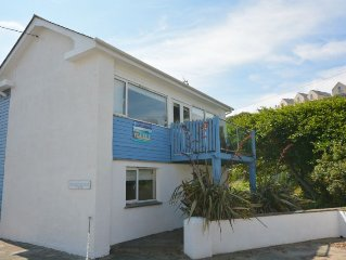 A 3 bed property in a wonderful location just yards from Polzeath Beach