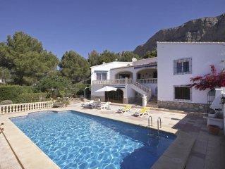 Villa in Javea, Alicante, Costa Blanca, Spain