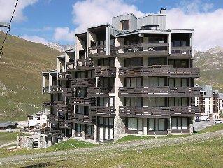 Apartment Les Hauts du Val Claret  in Tignes, Savoie - Haute Savoie - 4 persons