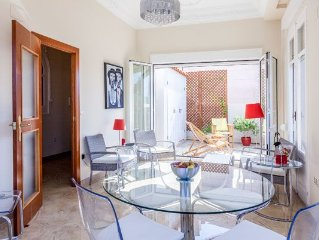 APARTMENT WITH TERRACE SEASONAL OR TOURISTIC STAY