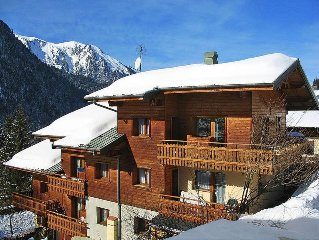 Apartment in Chatel, Haute - Savoie - 8 persons, 3 bedrooms