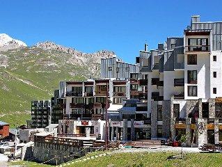 Apartment Le Sefcotel  in Tignes, Savoie - Haute Savoie - 4 persons, 1 bedroom
